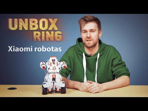 robotai, skirti užsidirbti bitkoinų