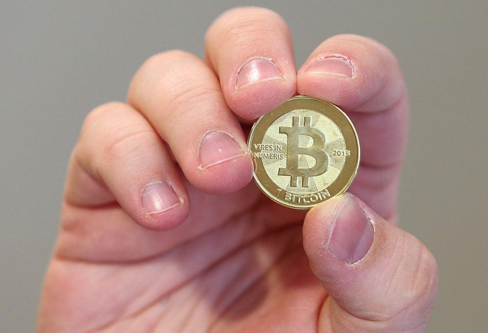 investuojantys į kriptovaliutą