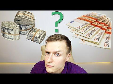 Ar tikrai kas nors uždirba pinigus dvejetainiams opcionams